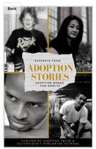 Adoption Stories by Janine Myung Ja